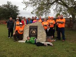 The 2014 Florida Trail thru-hiker Kickoff