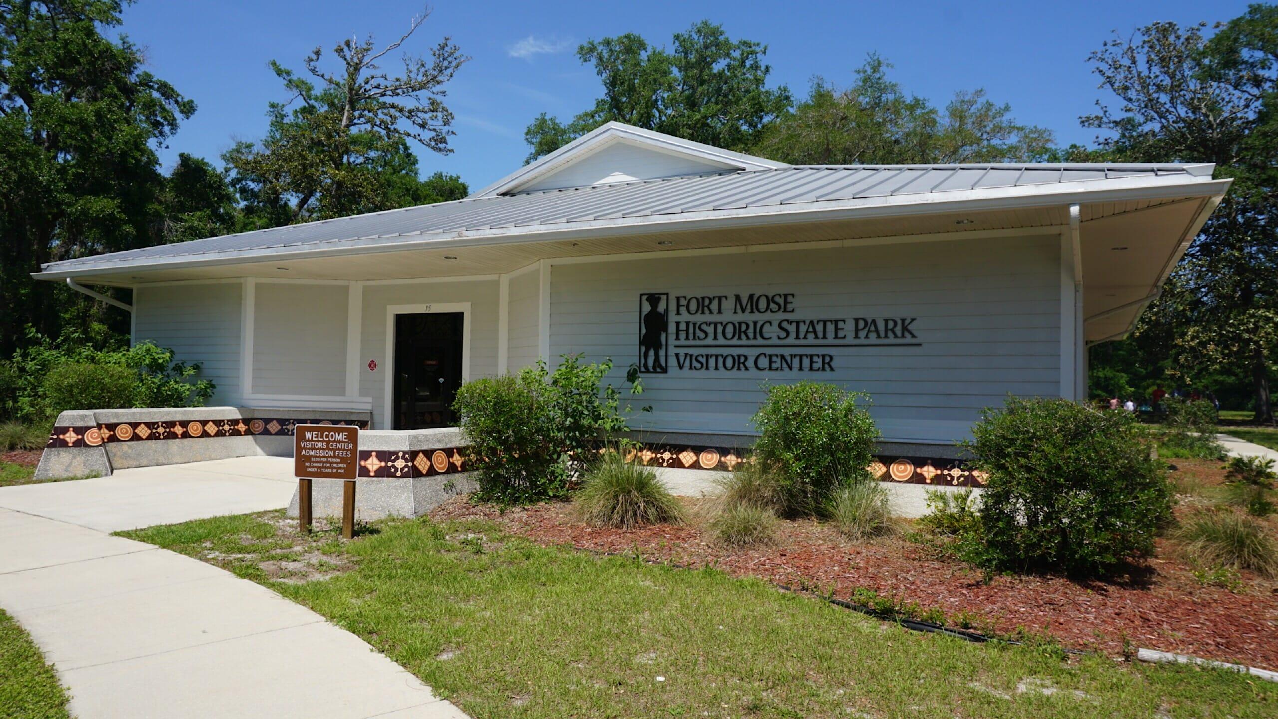 Fort Mose Visitor Center