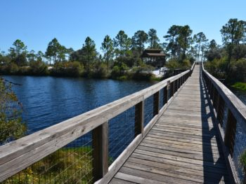 Big Lagoon boardwalk