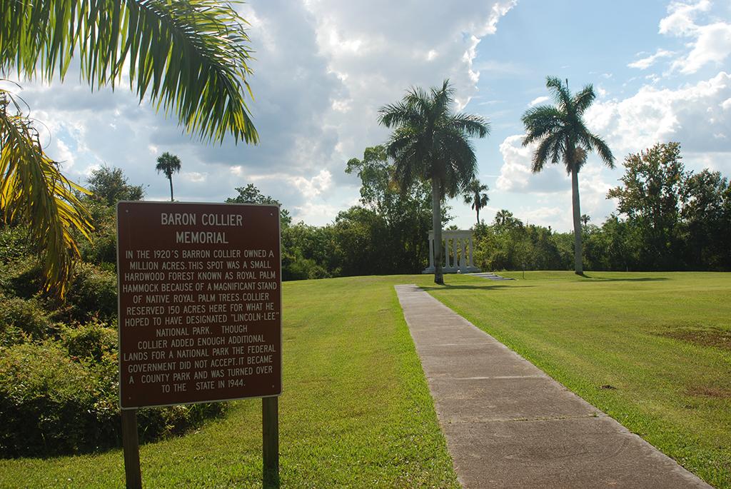 Collier Seminole State Park Florida Hikes