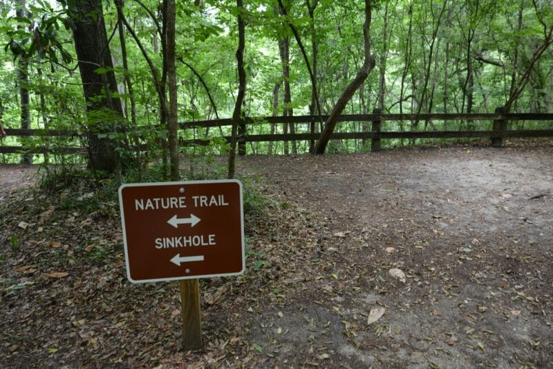 Devils Millhopper Nature Trail