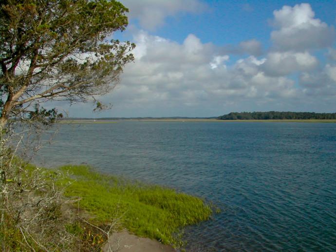 Fort George Island