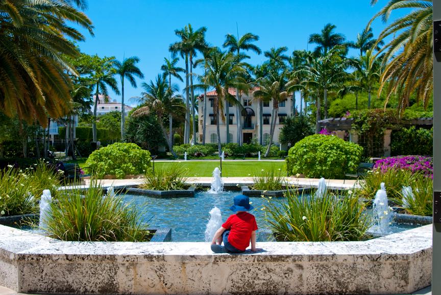 Four Arts Gardens