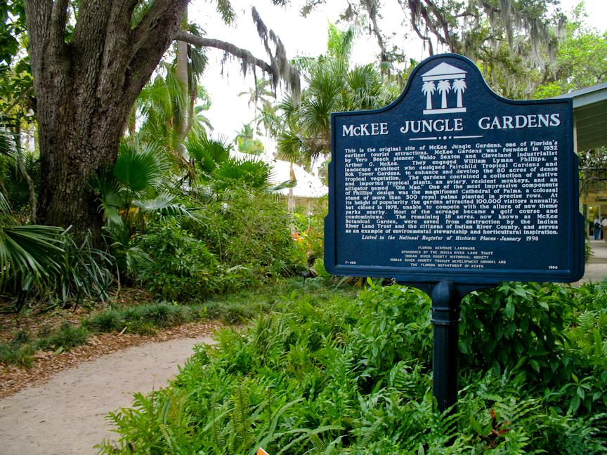 Mckee Botanical Gardens Florida Hikes