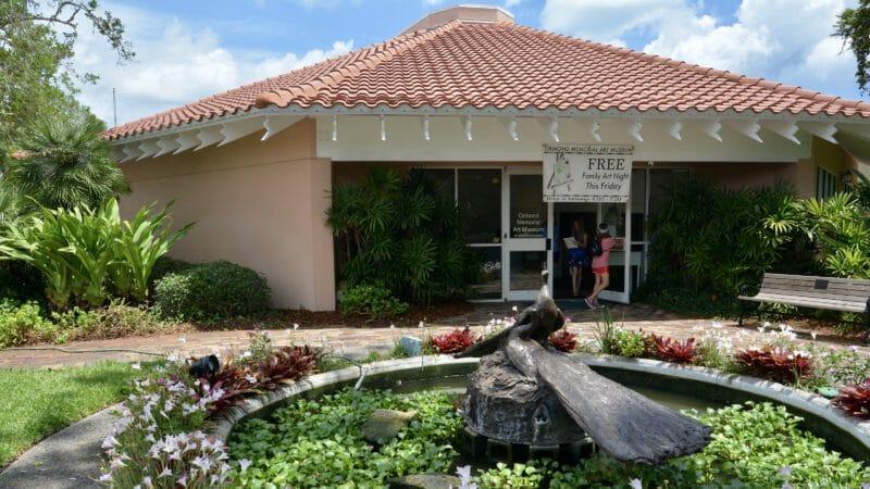 Ormond Memorial Gardens Art Museum