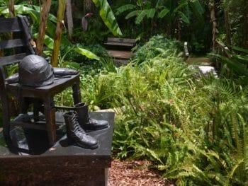 Ormond Memorial Gardens Vietnam Veteran