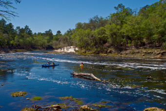 Suwannee River Wilderness Trail