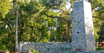 Ruins of the Yulee Sugar Mill