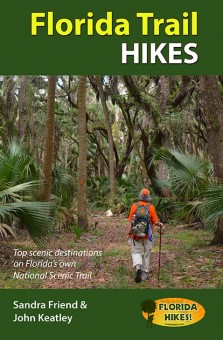 Florida Trail Hikes book cover