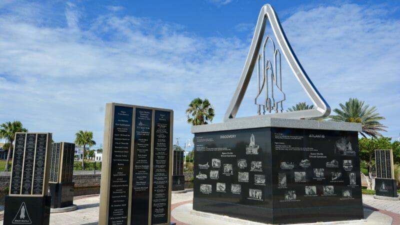 Space Shuttle Memorial