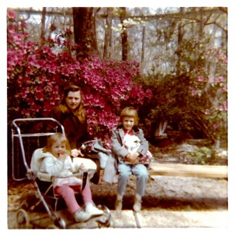 Me, Mom, and Susan 1969