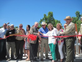 Grand opening of the Dunnellon Trail