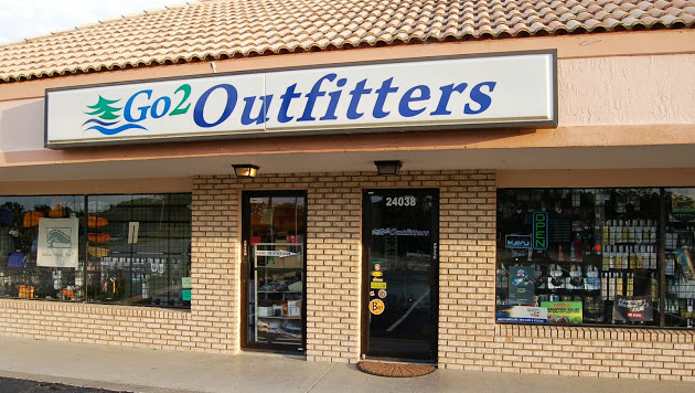 Go2 Outfitters has plenty of gear for your next adventure