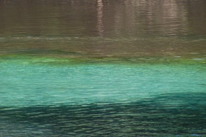 Mingling waters