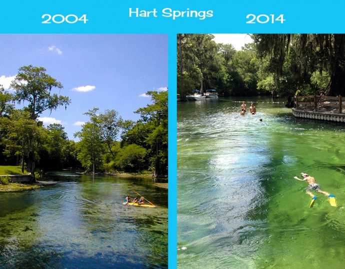 Changes at Hart Springs