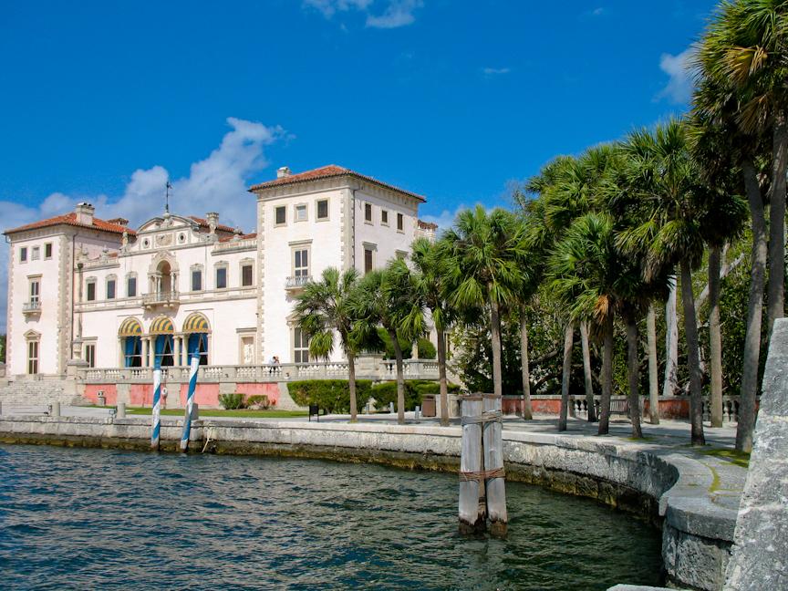 Vizcaya Museum Gardens Florida Hikes