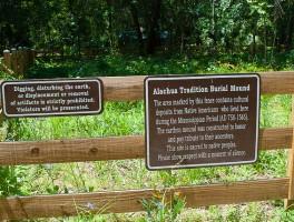 Micanopy Native American Heritage Preserve