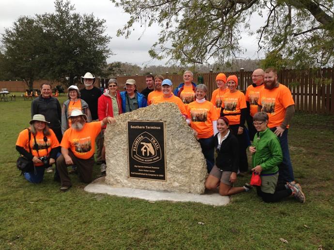 2014 Florida Trail Kickoff