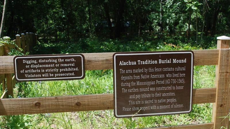 Micanopy Native American Preserve