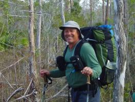 Hiking with Paul