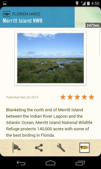 Screenshot for Merritt Island