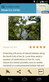 Screenshot for Oxbow Eco-Center