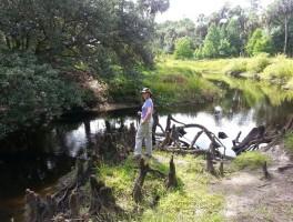 Geocaching Econ River Wilderness Area