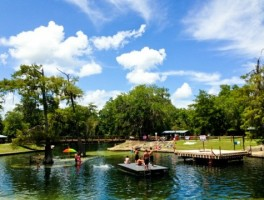 Three Days of Lower Suwannee Springs