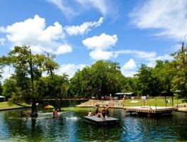 Three Days of Lower Suwannee Springs