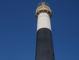 Hiding in Plain Sight: Absecon Lighthouse, NJ