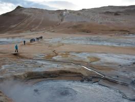 Iceland's Hot Stuff