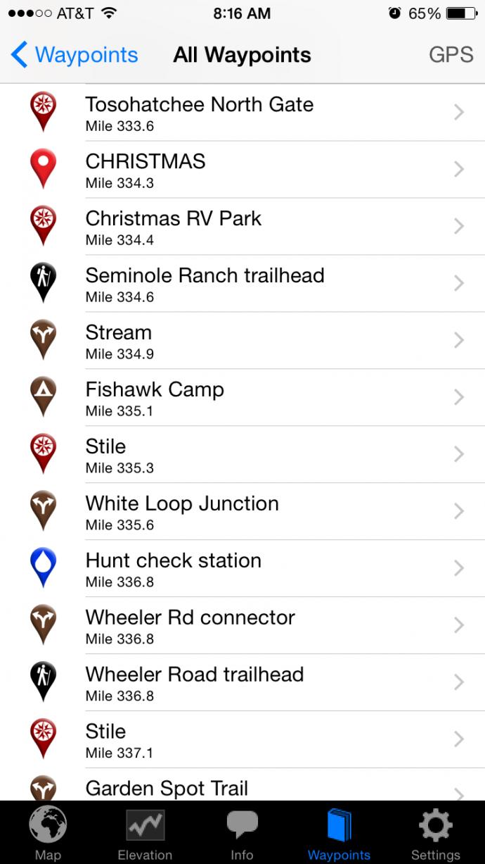 app data book view