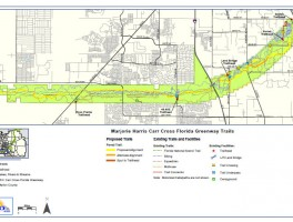 Bike path planned for Cross Florida Greenway