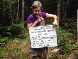 Embracing the Wild: Elaine Zumsteg