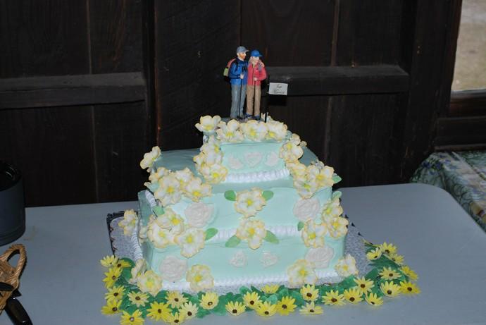 hiker cake
