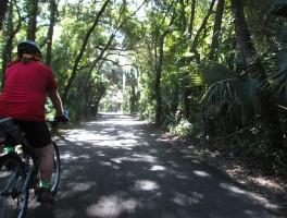 Canon + Versa makes documenting bike trails easy