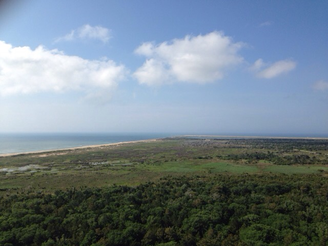 View of Cape Hatteras