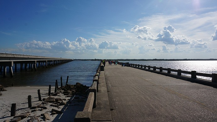 The George Crady Fishing Pier