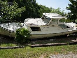 Cuban chugs in Key West
