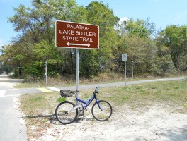 Palatka-Lake Butler Trail