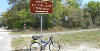 Palatka-Lake Butler State Trail