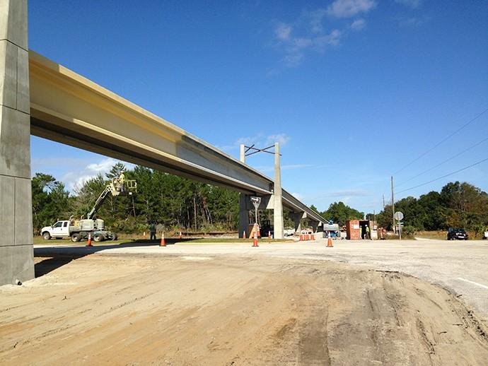 SR 442 bridge
