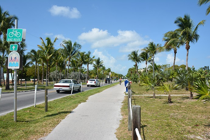 Overseas heritage trail florida hikes for Key west bike trails