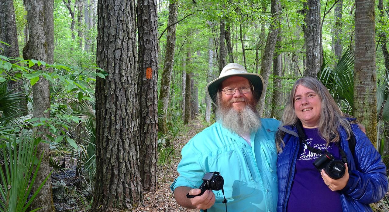 Florida Trail at Rice Creek