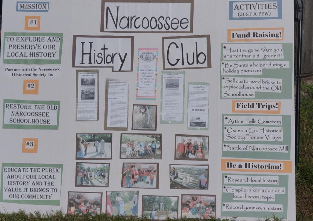 Narcoosee History