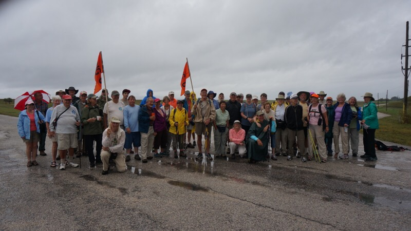 2015 Big O Hike Kickoff
