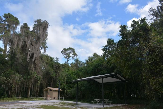 Facilities at Tanglewyld Nature Park