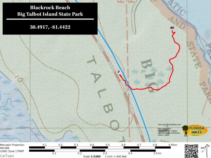 Blackrock Beach | Florida Hikes!