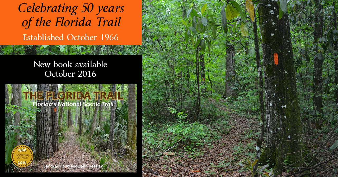 50 years of the Florida Trail