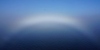 Fogbow St. Johns River